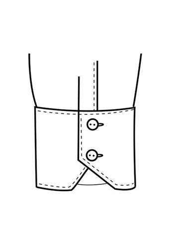 polso-camicia-smussato2bottoni